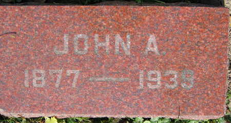 WAVRIN, JOHN A. - Linn County, Iowa   JOHN A. WAVRIN
