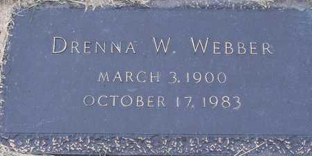 WEBBER, DRENNA W - Linn County, Iowa | DRENNA W WEBBER