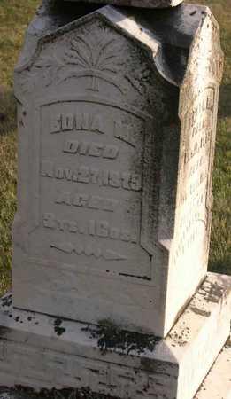 WELCH, EDNA M. - Linn County, Iowa   EDNA M. WELCH