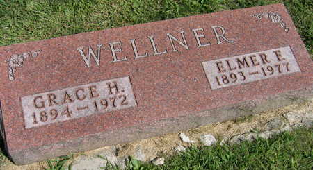 WELLNER, ELMER F. - Linn County, Iowa | ELMER F. WELLNER