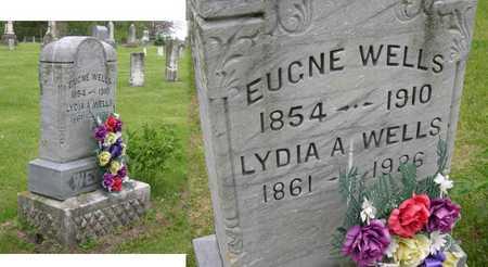 WELLS, EUGNE - Linn County, Iowa | EUGNE WELLS