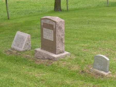 WELLS, FAMILY PLOT - Linn County, Iowa   FAMILY PLOT WELLS