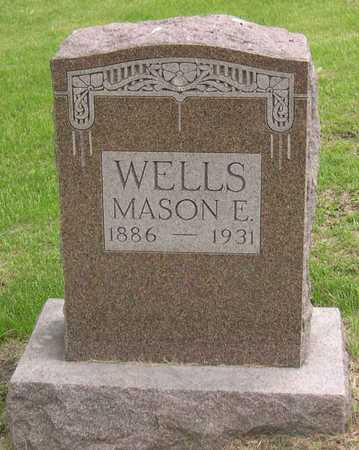 WELLS, MASON E. - Linn County, Iowa | MASON E. WELLS