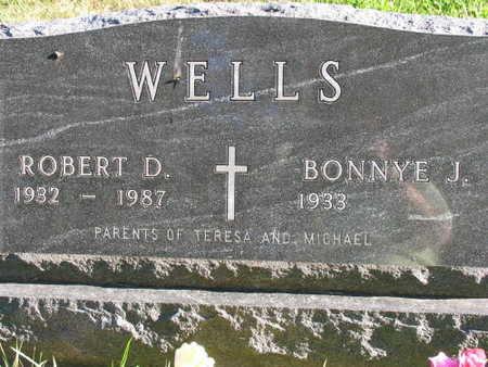 WELLS, ROBERT D. - Linn County, Iowa | ROBERT D. WELLS