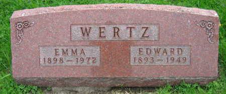 WERTZ, EDWARD - Linn County, Iowa | EDWARD WERTZ
