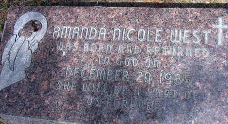WEST, AMANDA NICOLE - Linn County, Iowa | AMANDA NICOLE WEST
