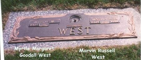 WEST, MYRTLE - Linn County, Iowa | MYRTLE WEST