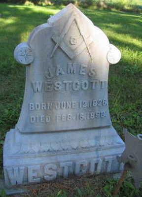 WESTCOTT, JAMES - Linn County, Iowa   JAMES WESTCOTT