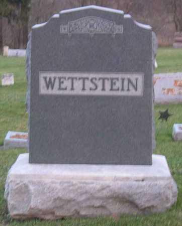 WETTSTEIN, FAMILY STONE - Linn County, Iowa   FAMILY STONE WETTSTEIN
