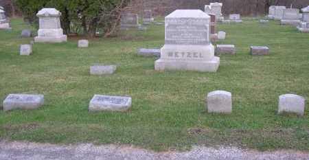 WETZEL, FAMILY STONE - Linn County, Iowa | FAMILY STONE WETZEL