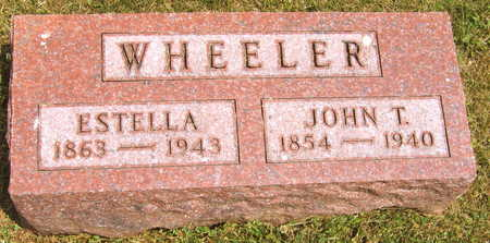WHEELER, ESTELLA - Linn County, Iowa | ESTELLA WHEELER
