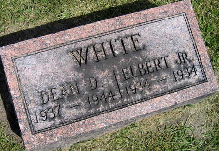 WHITE, DEAN D. - Linn County, Iowa | DEAN D. WHITE
