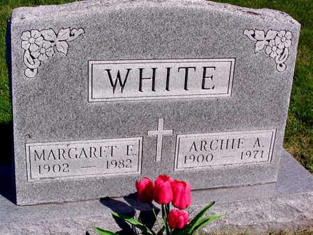 WHITE, ARCHIE A. - Linn County, Iowa | ARCHIE A. WHITE