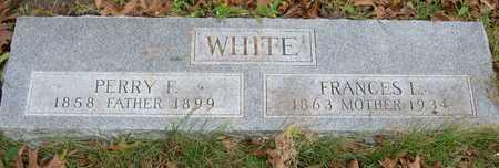 WHITE, FRANCES L. - Linn County, Iowa | FRANCES L. WHITE
