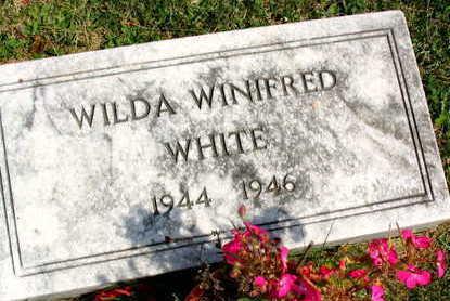 WHITE, WILDA WINIFRED - Linn County, Iowa | WILDA WINIFRED WHITE