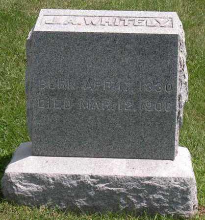 WHITELY, J.A. - Linn County, Iowa | J.A. WHITELY