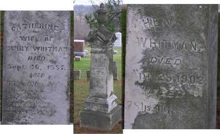 WHITMAN, CATHERINE - Linn County, Iowa | CATHERINE WHITMAN