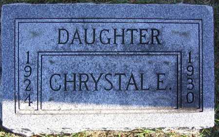 WHITNEY, CHRYSTAL E. - Linn County, Iowa | CHRYSTAL E. WHITNEY