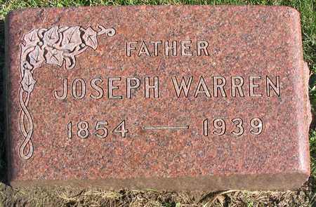 WHITNEY, JOSEPH WARREN - Linn County, Iowa | JOSEPH WARREN WHITNEY