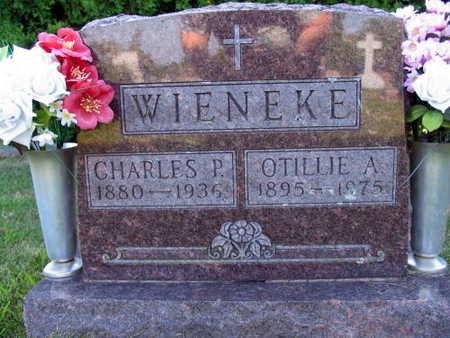 WIENEKE, OTILLIE A. - Linn County, Iowa | OTILLIE A. WIENEKE