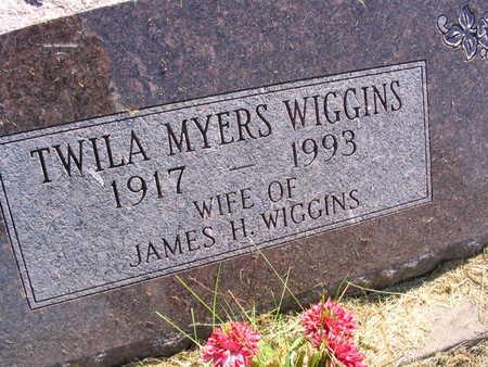 WIGGINS, TWILA - Linn County, Iowa | TWILA WIGGINS