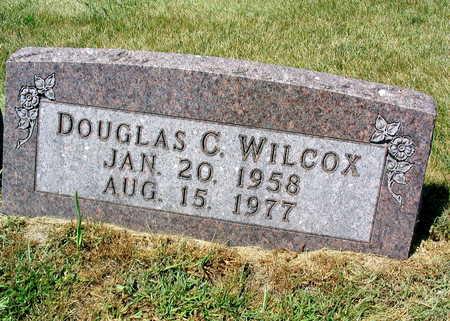 WILCOX, DOUGLAS C. - Linn County, Iowa | DOUGLAS C. WILCOX