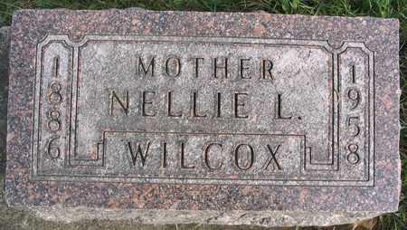 WILCOX, NELLIE L. - Linn County, Iowa | NELLIE L. WILCOX