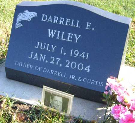 WILEY, DARRELL E. - Linn County, Iowa | DARRELL E. WILEY