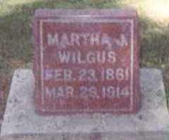 WILGUS, MARTHA J. - Linn County, Iowa | MARTHA J. WILGUS