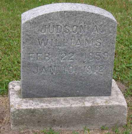 WILLIAMS, JUDSON A. - Linn County, Iowa | JUDSON A. WILLIAMS