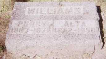 WILLIAMS, PERRY - Linn County, Iowa | PERRY WILLIAMS