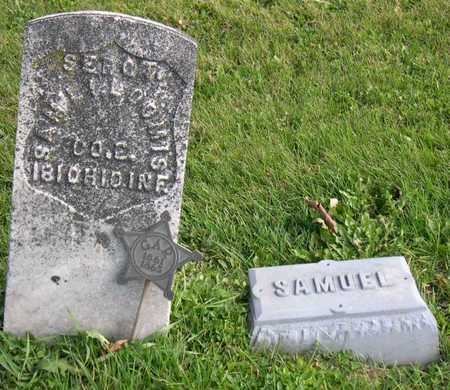 WILLIAMS, SAMUEL - Linn County, Iowa | SAMUEL WILLIAMS