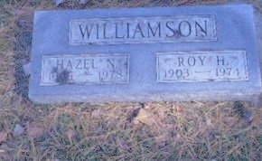 WILLIAMSON, HAZEL N. - Linn County, Iowa | HAZEL N. WILLIAMSON