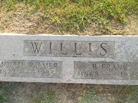 WILLIS, MOLLIE - Linn County, Iowa | MOLLIE WILLIS
