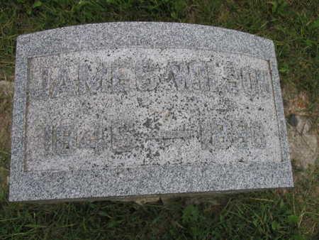 WILSON, JAMES - Linn County, Iowa   JAMES WILSON