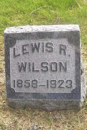 WILSON, LEWIS R. - Linn County, Iowa | LEWIS R. WILSON