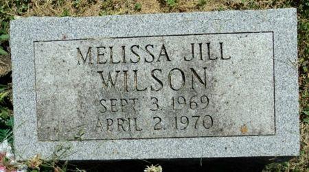 WILSON, MELISSA JILL - Linn County, Iowa | MELISSA JILL WILSON