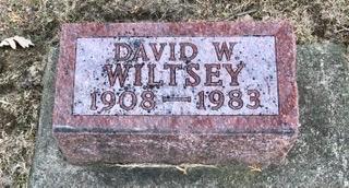 WILTSEY, DAVID W. - Linn County, Iowa | DAVID W. WILTSEY