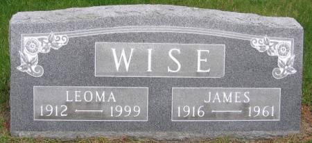 WISE, JAMES L. - Linn County, Iowa | JAMES L. WISE