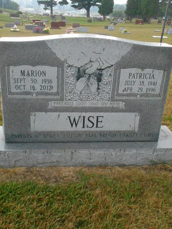 WISE, MARION - Linn County, Iowa | MARION WISE