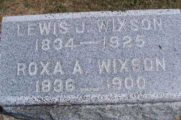 WIXSON, LEWIS J. - Linn County, Iowa | LEWIS J. WIXSON