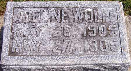 WOLFE, ADELINE - Linn County, Iowa | ADELINE WOLFE