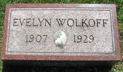 WOLKOFF, EVELYN - Linn County, Iowa | EVELYN WOLKOFF