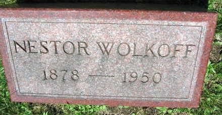 WOLKOFF, NESTOR - Linn County, Iowa | NESTOR WOLKOFF