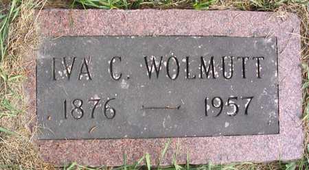WOLMUTT, IVA C. - Linn County, Iowa   IVA C. WOLMUTT
