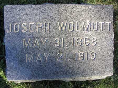 WOLMUTT, JOSEPH - Linn County, Iowa | JOSEPH WOLMUTT