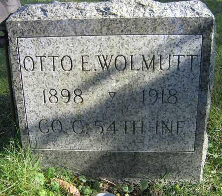 WOLMUTT, OTTO E. - Linn County, Iowa | OTTO E. WOLMUTT