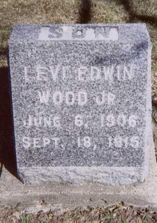 WOOD, LEVI EDWIN JR. - Linn County, Iowa | LEVI EDWIN JR. WOOD