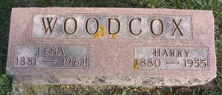WOODCOX, HARRY - Linn County, Iowa | HARRY WOODCOX