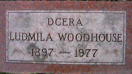 WOODHOUSE, LUDMILA - Linn County, Iowa | LUDMILA WOODHOUSE
